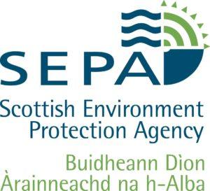 SEPA Gaelic logo wEnglish